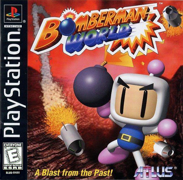 Bomberman World PS1 ISO ~ Downloadgamegratis18.com