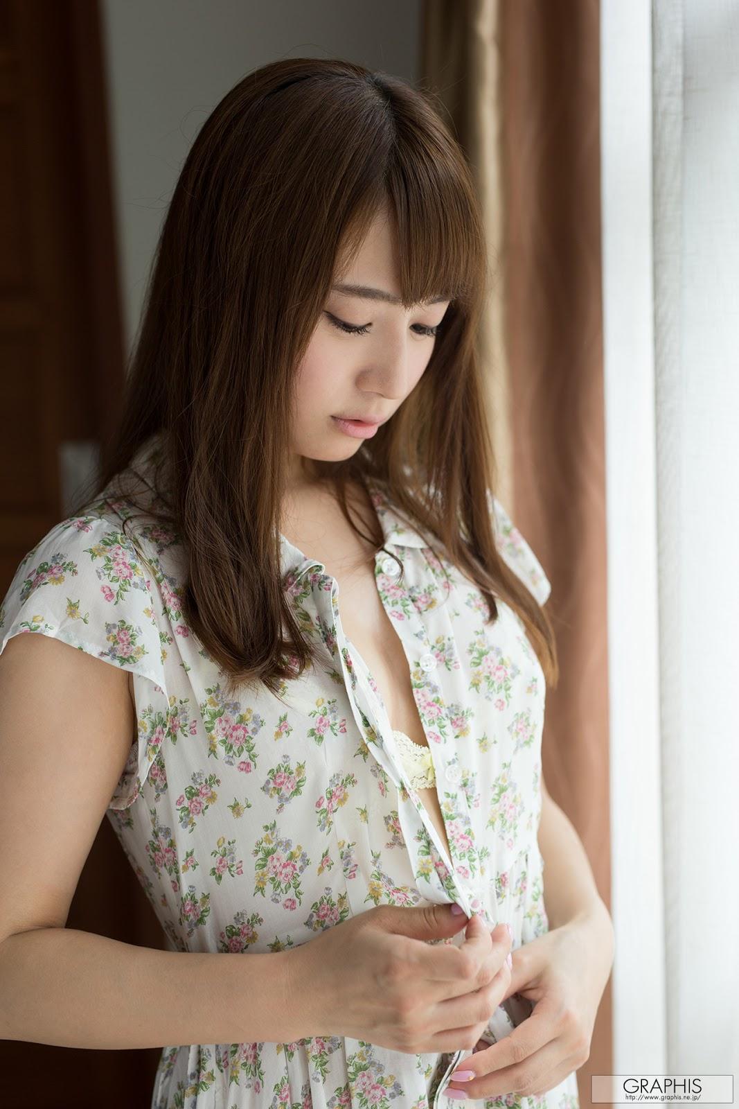 Graphis Gals No378 Minami Hatsukawa  Ladylike -8183