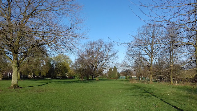 Adswood Park in Cheadle, Stockport