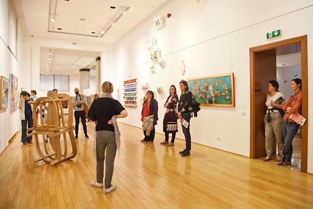 Dobre Navike - Šetnja kroz savremenu umetnost Beograda