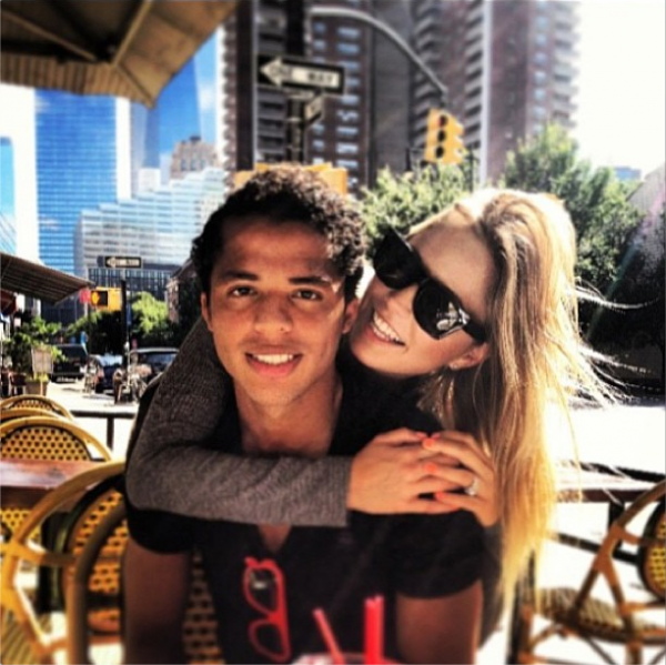 Giovani Dos Santos Girlfriend