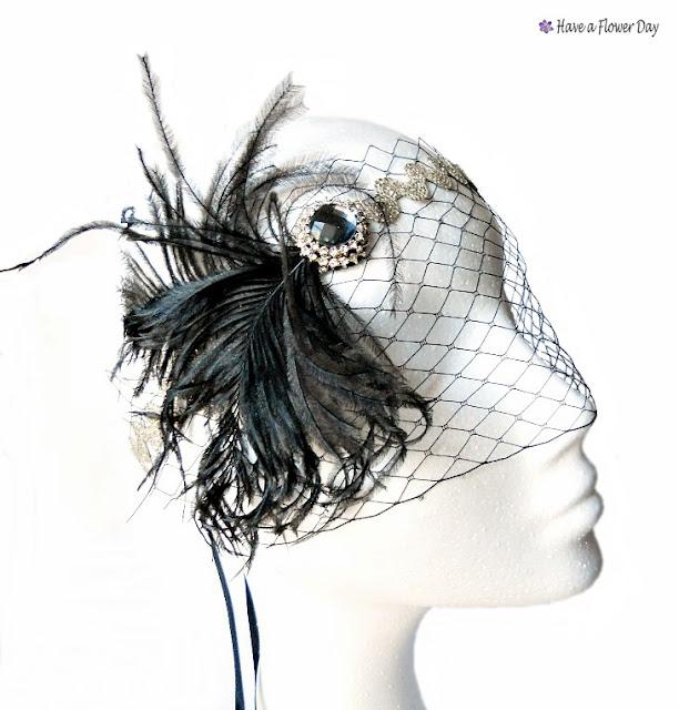 Tocados Años 20 · Gatsby Headpieces