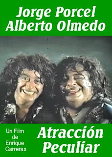 Atracción peculiar, film