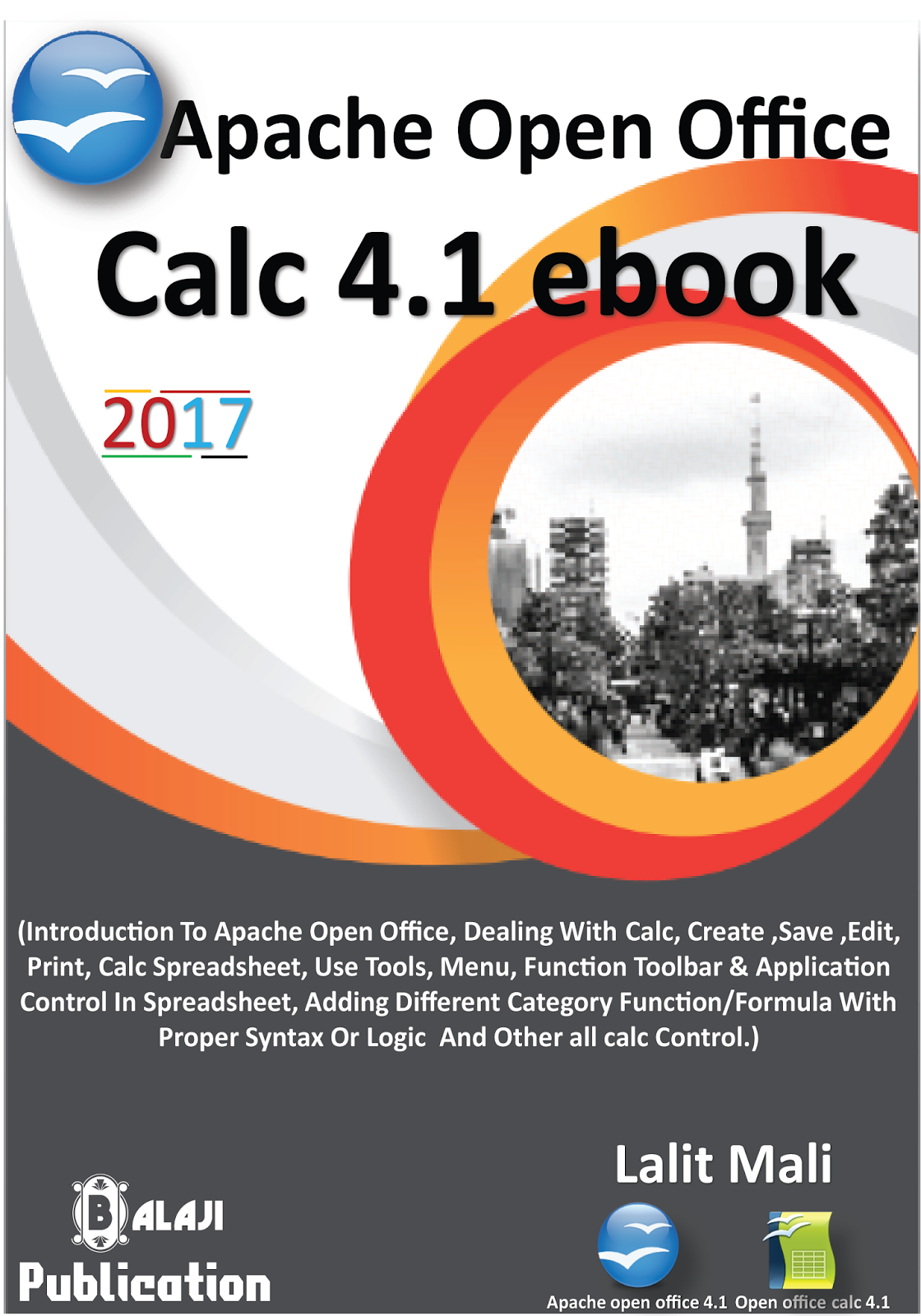 Apache Open Office Calc 4 1 Ebook Introduction To Open