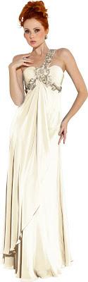 2013 - 2014 long white prom goddess dresses