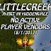 Shroud Of The Avatar Market Watch • Littlecreek, No Active Player Vendors (8/1/2017)
