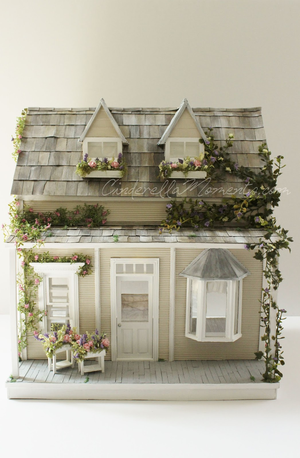 Cinderella Moments Spirited Away Cottage Dollhouse