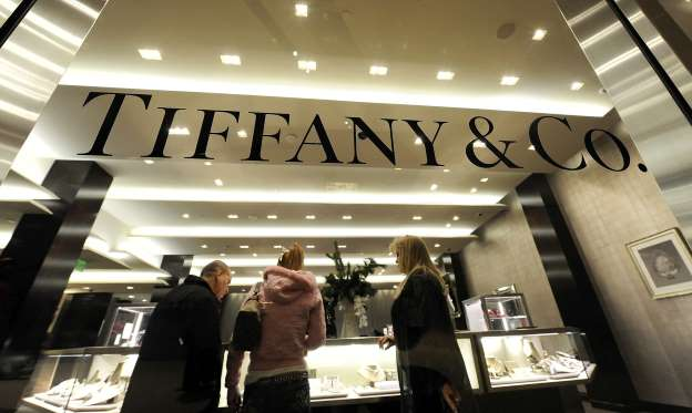 Tiffany & Co. CEO resigns amid company's financial concerns