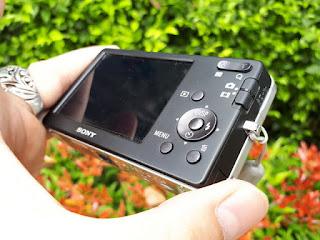 Kamera Saku Sony Cyber-shot DSC-W310 Bekas Mulus Fullset