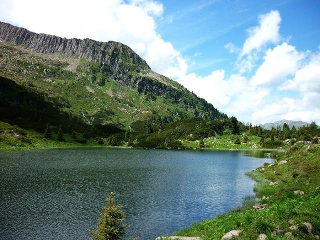 sentiero laghi colbricon