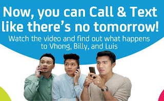 Smart Unli Call and Text 25 Promo New TV Commercial Video