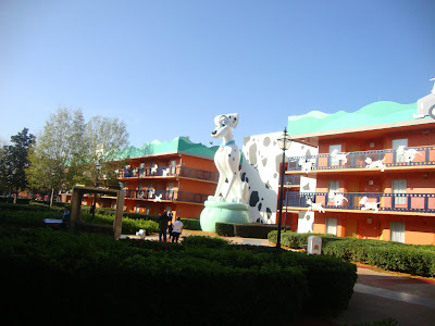 All Star Movie - Hotel da Disney em Orlando Florida