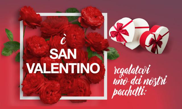 Offerta San Valentino in Calabria