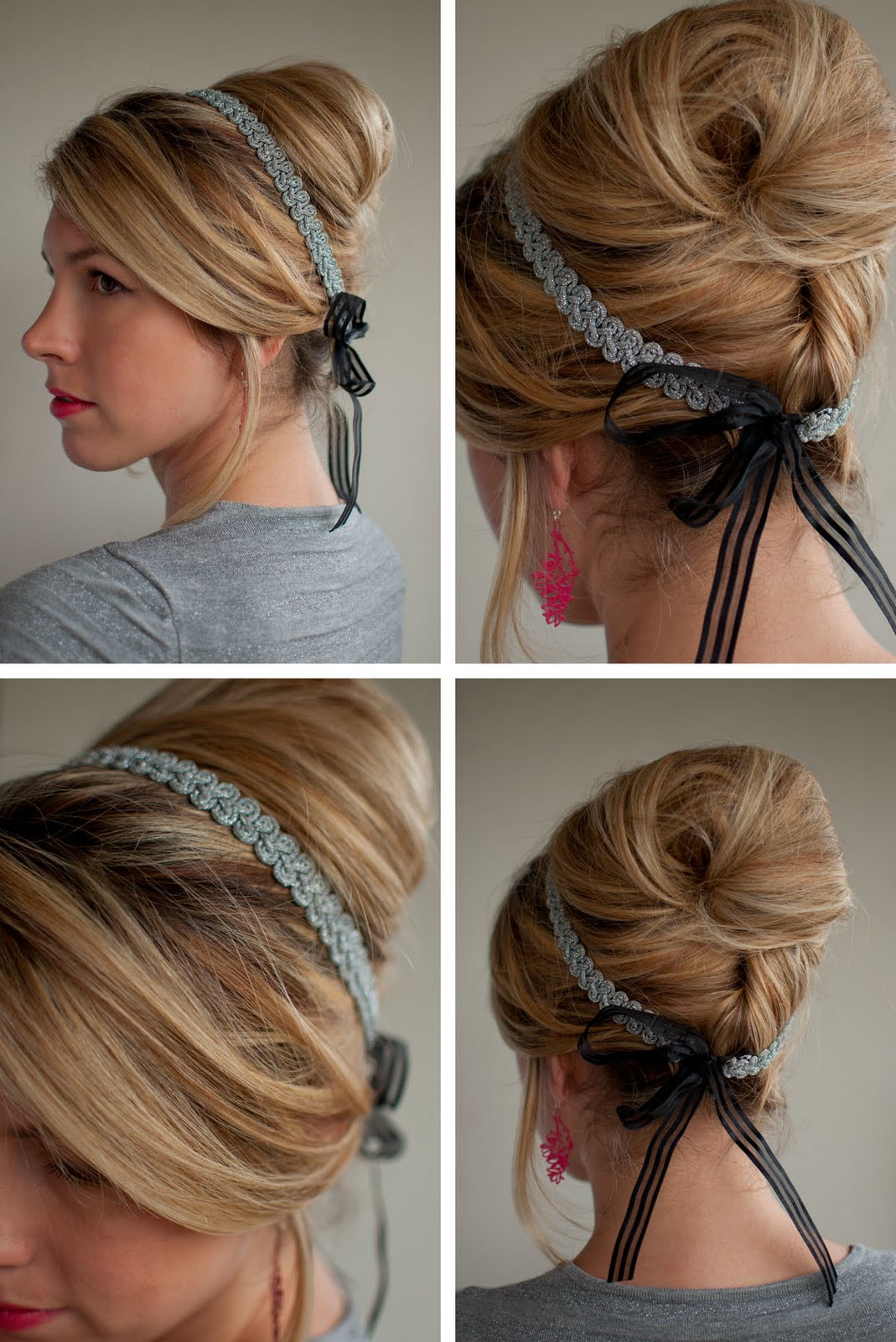 30 Days Of Twist & Pin Hairstyles – Day 15 Hair Romance