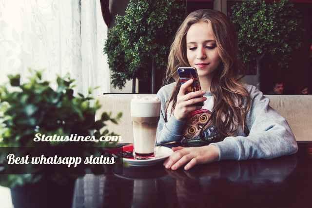 70 Best Whatsapp Status 2018
