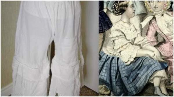 Pantales: Celana Dalam Panjang