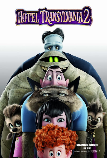 Poster of Hotel Transylvania 2 (2015) English 720p BluRay Download With ESubs