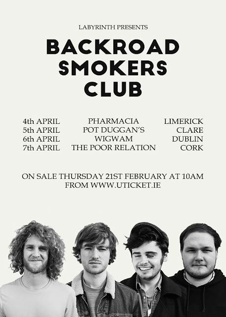 Backroad Smokers Club - Irish Tour 2019