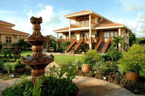 New Home Designs Latest Belize Modern Home Designs