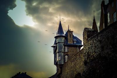Castillo de un vampiro