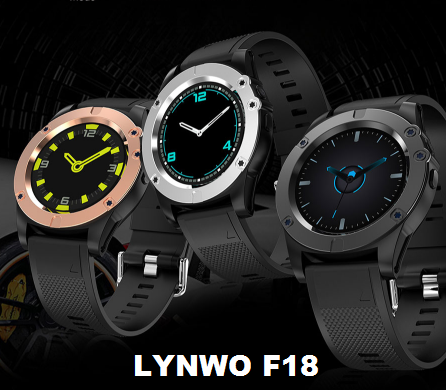 LYNWO F18 Cheap Smartwatch With SIM Card $11.99