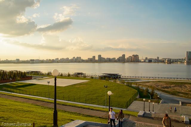 Смотровая площадка Казань