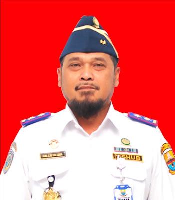 'Pak De' Sapto Daftar Ke Nasdem untuk Jadi Cabup Tebo