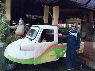 Spot Bemo di Agrowisata Bhakti Alam, Ngembal, Pasuruan