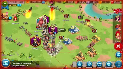 Game Perang Android 2018