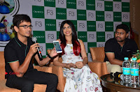 Bollywood Actress Adah Sharma Pos in White Printed Short Dress at OPPO F3 Plus Selfie Expert Mobile Launch .COM 0087.jpg