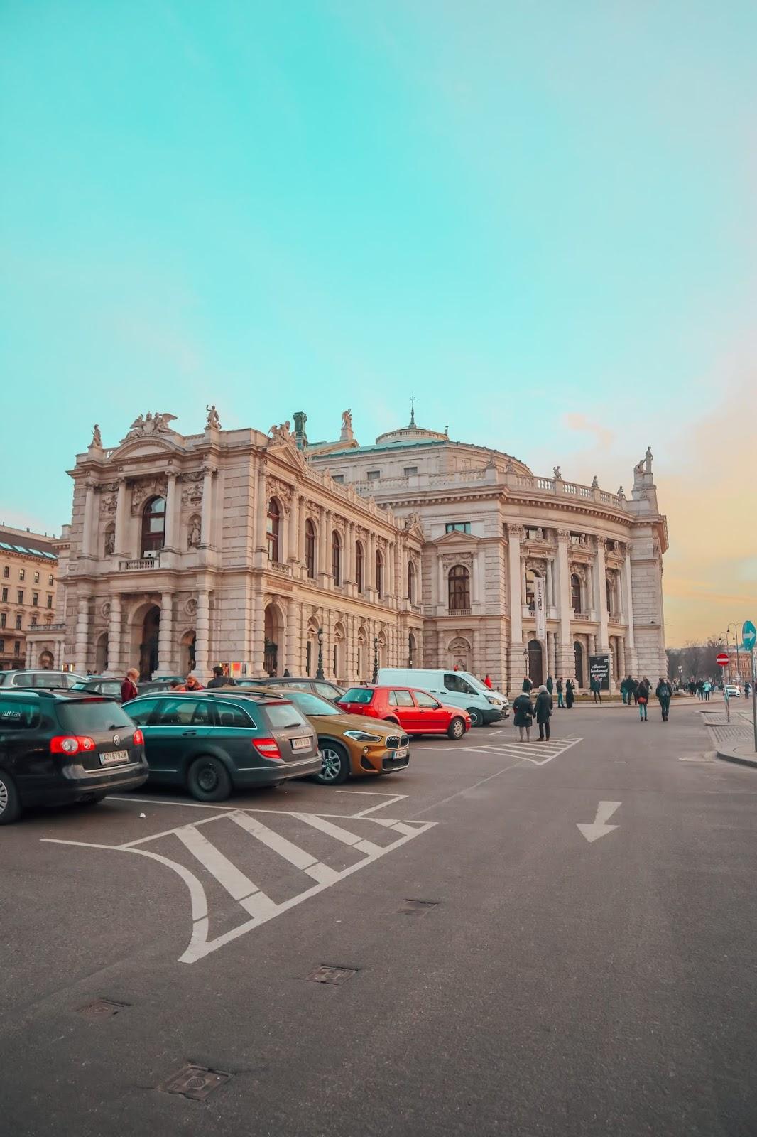 Burgtheater Vienna