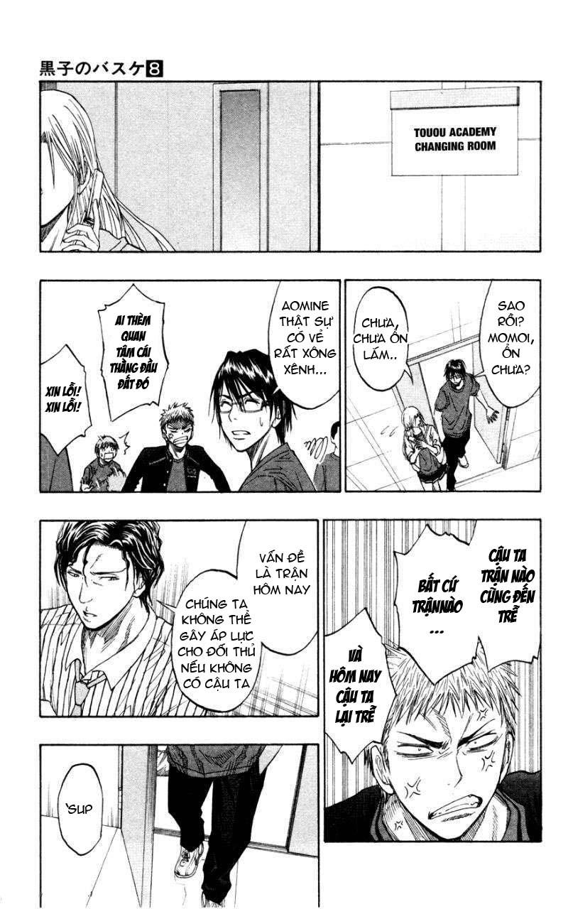 Kuroko No Basket chap 063 trang 12