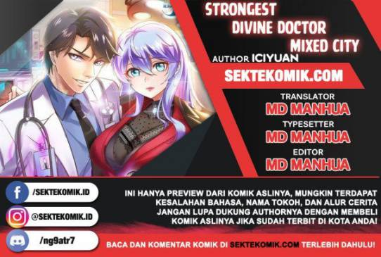 Strongest Divine Doctor Mixed City Chapter 77
