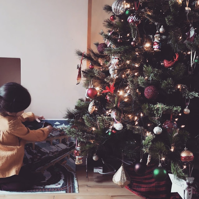 The Christmas Tag 2018