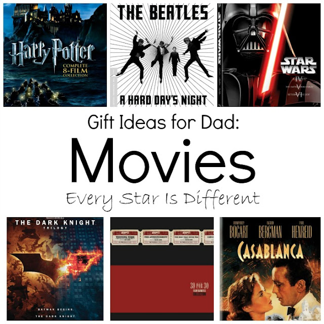 Gift Ideas For Dad Jason S Wish List Every Star Is