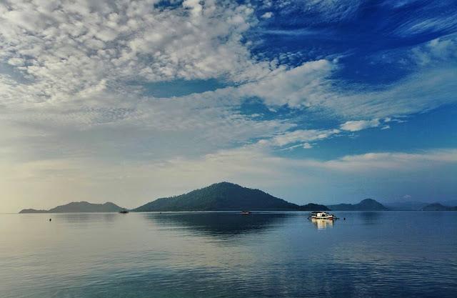 Liburan hemat pulau pawang
