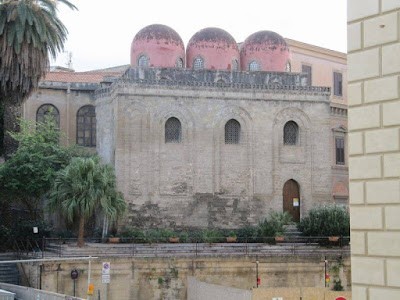 crucero Palermo, iglesias de Palermo, iglesias normandas, iglesia de san cataldo, chiesa san cataldo