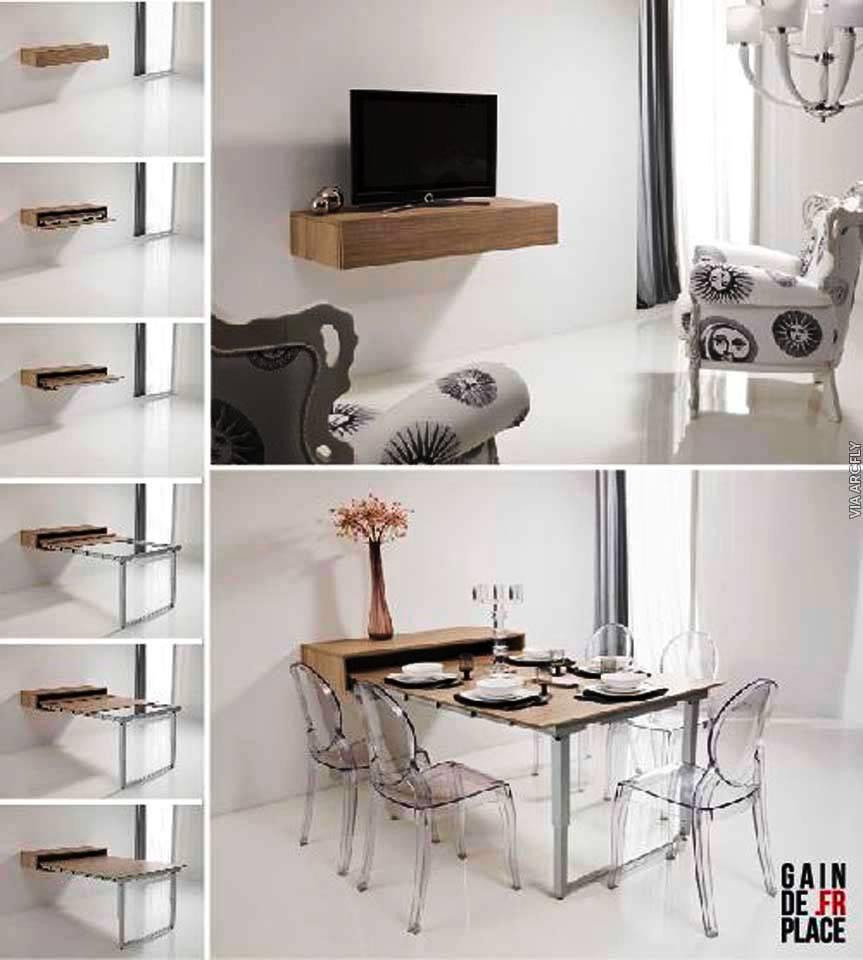 50 amazing multipurpose furniture designs decor units for Furniture design