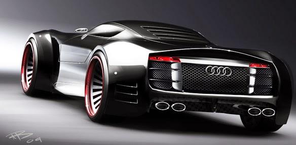 Audi R8 Concept Cars