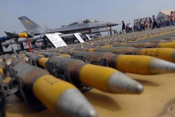 Dalam setahun, Penjualan senjata AS ke Negara Arab capai Rp.440 Triliun