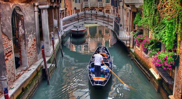 Dorsoduro em Veneza