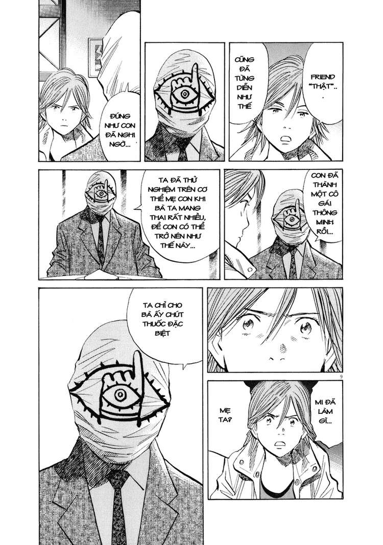 20th Century Boys chapter 221 trang 17