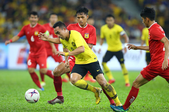 Tiền đạo sát thủ của Malaysia e ngại Việt Nam 1