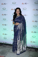 Dia Mirza in Sizzling Designer Saree at THE OLIVE CROWN AWARDS 2017 11.jpg