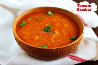 Thakkali sambar