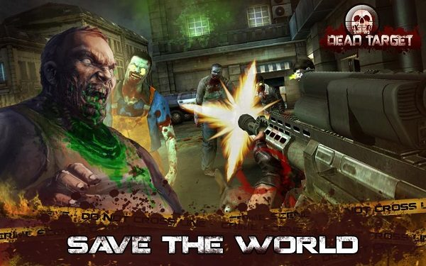 How to download Dead Target Zombies hacked mod version 100 ...