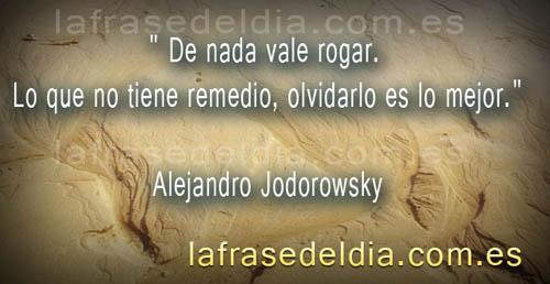 Citas célebres de Alejandro Jodorowsky