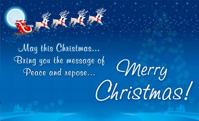 Merry Christmas Wishes Message Quotes