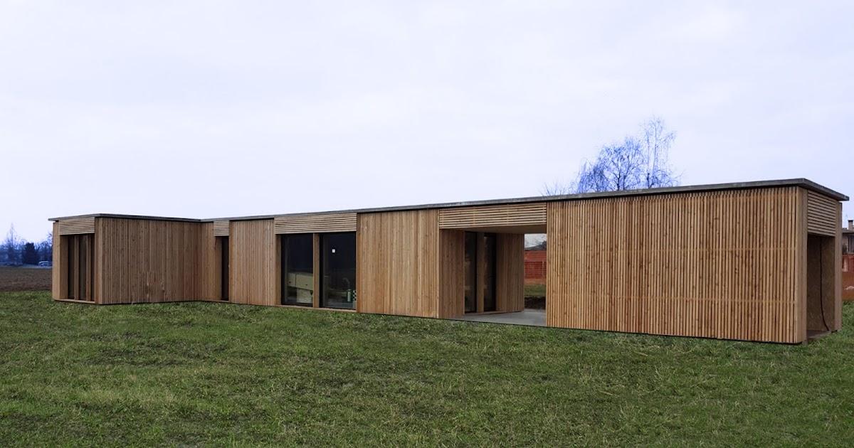 Prima casa passiva studio di architettura a verona case - Costruisci casa ...