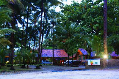 Homestay in Ujunggenteng beach in Sukabumi.